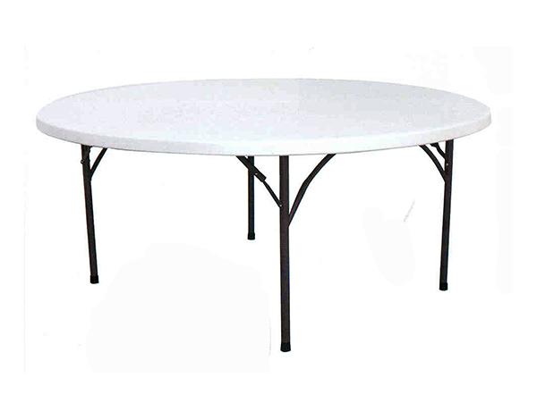 Vendita Tavoli Per Catering.Tavolo Catering Fisso Diametro 180 Cm Greenwood Mobili Da Giardino