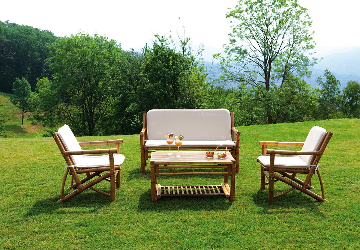 Ambientazione csb20coffeeset greenwood mobili da giardino for Ambientazioni salotti