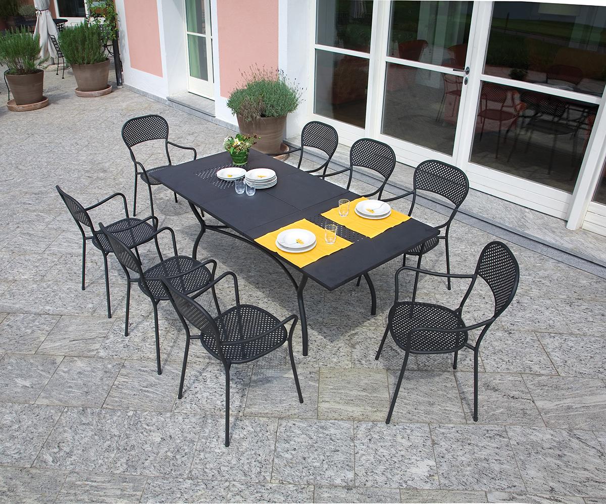 Ambientazione etf67chf68 greenwood mobili da giardino for Ambientazioni salotti