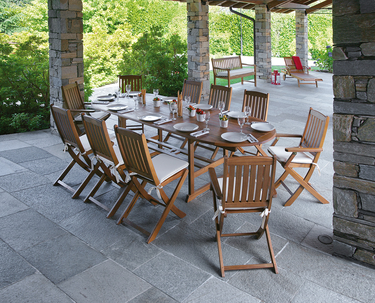 Cuscino per sedia siviglia greenwood mobili da giardino - Cuscino per sedia viola ...