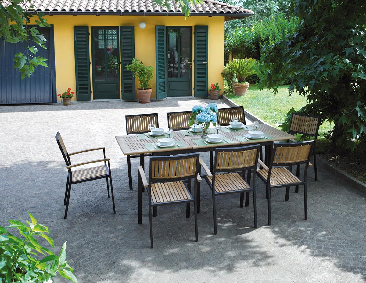 Ambientazione rtt62cht52cs68 greenwood mobili da giardino for Ambientazioni salotti