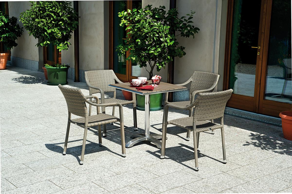 Ambientazione tc18chw49 greenwood mobili da giardino for Ambientazioni salotti