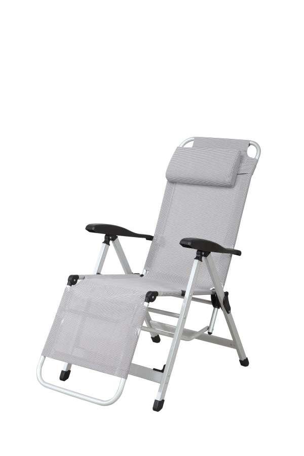 Sedie Sdraio Alluminio Con Poggiapiedi.Sdraio Class Collection Con Poggiapiedi Greenwood Mobili Da Giardino
