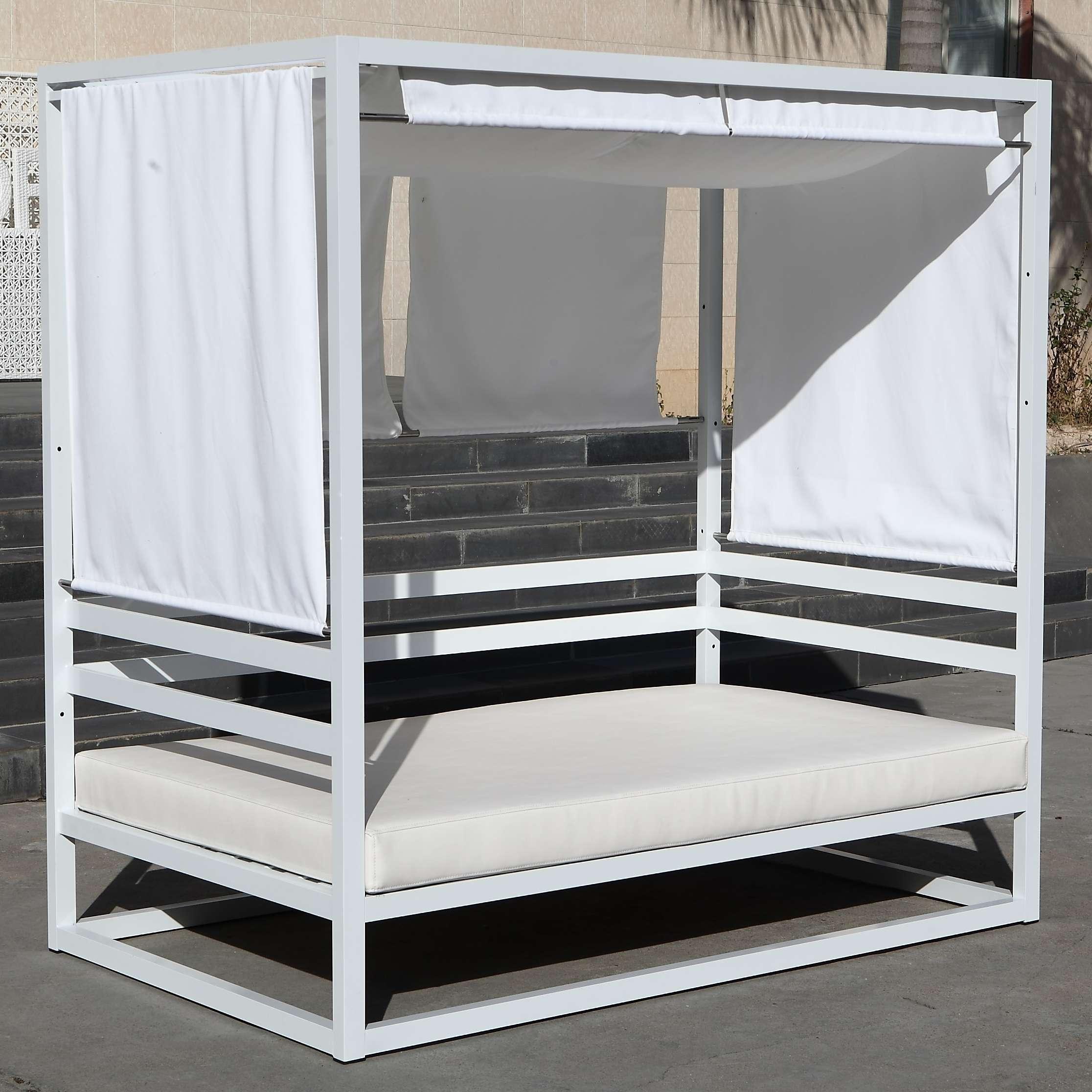 Oasi 3 greenwood mobili da giardino for Mobili da giardino pvc
