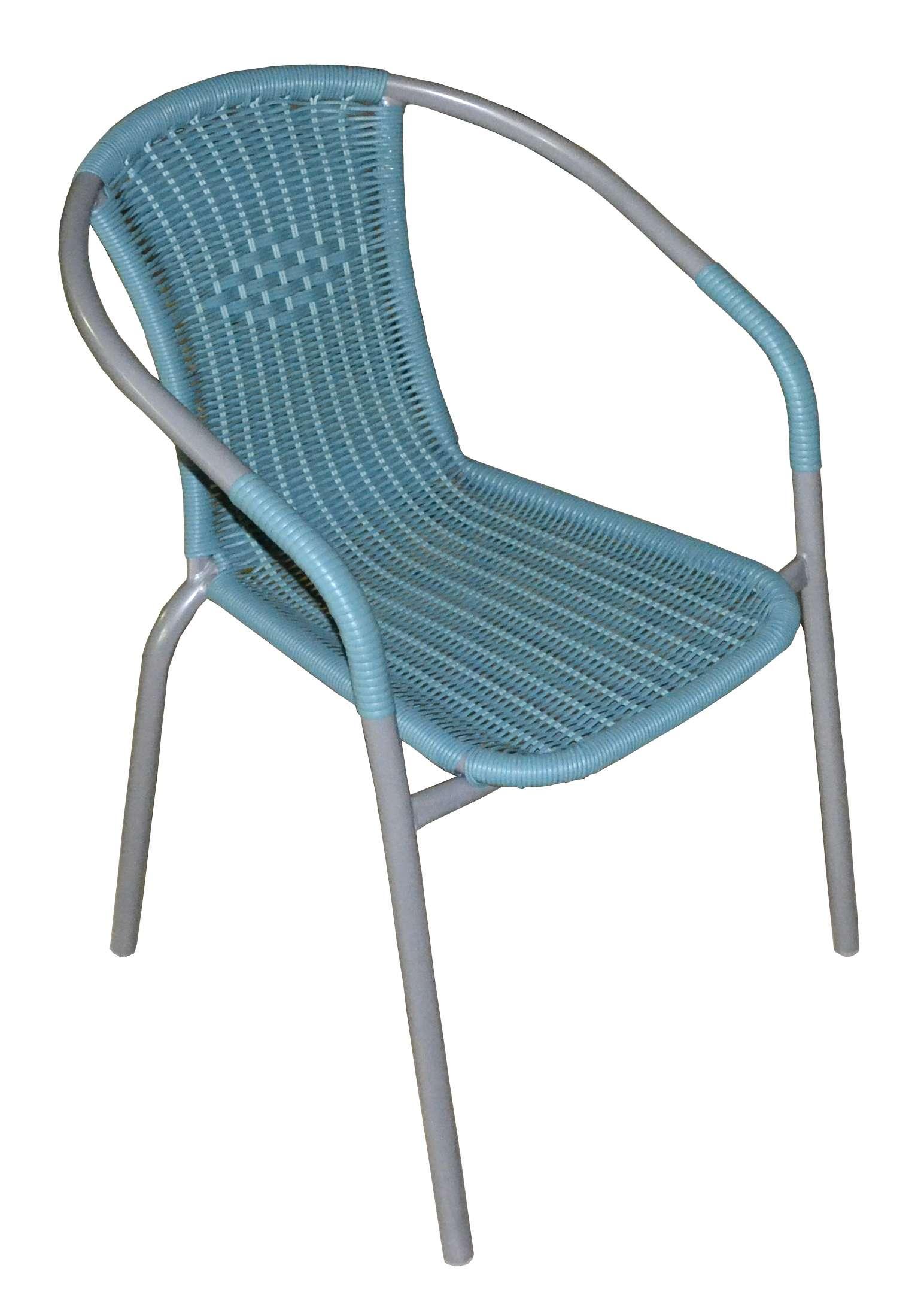 Sedia contract petrolio in ferro greenwood mobili da - Mobili da giardino in ferro ...