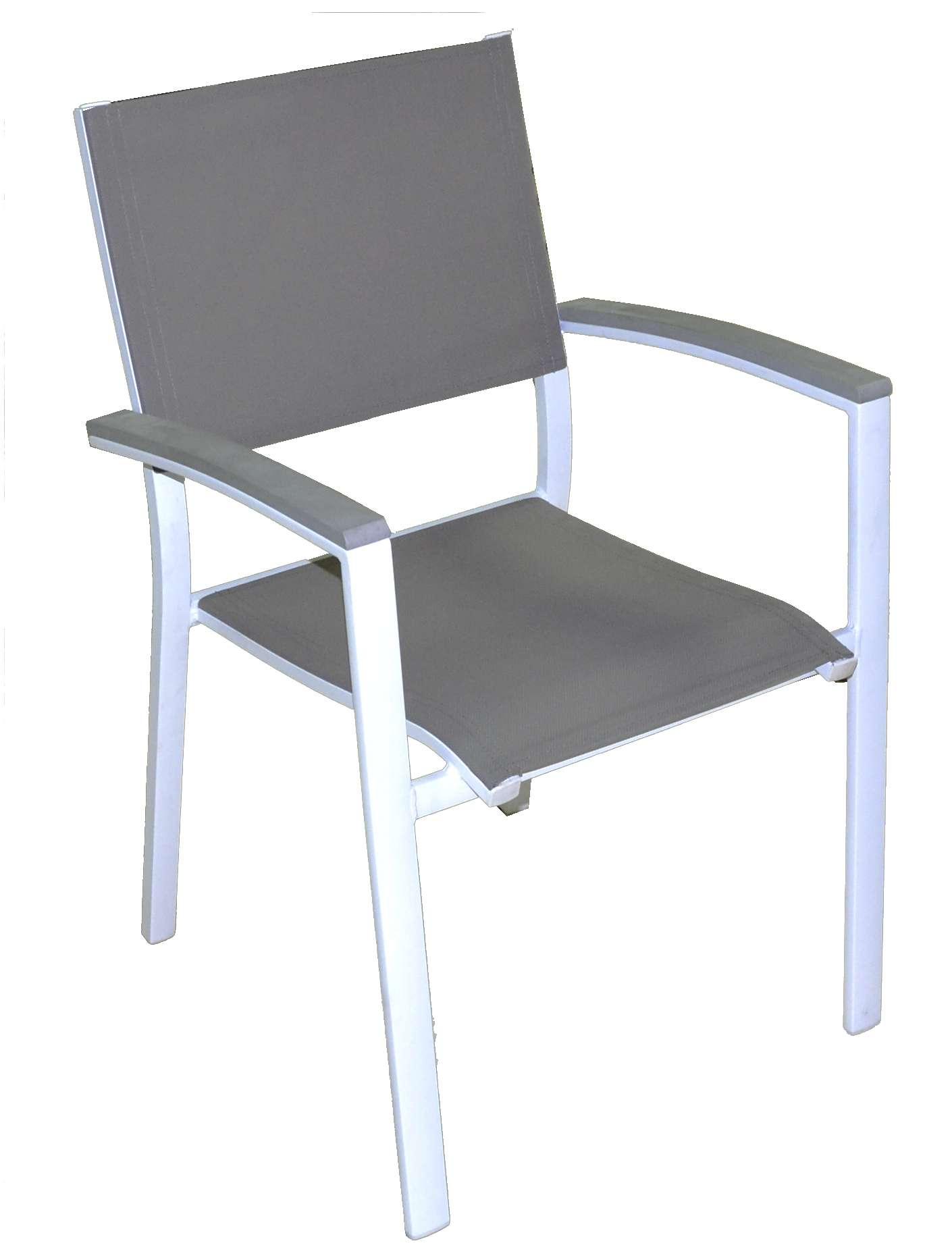 Sedia volterra greenwood mobili da giardino for Feltrini antirumore per sedie