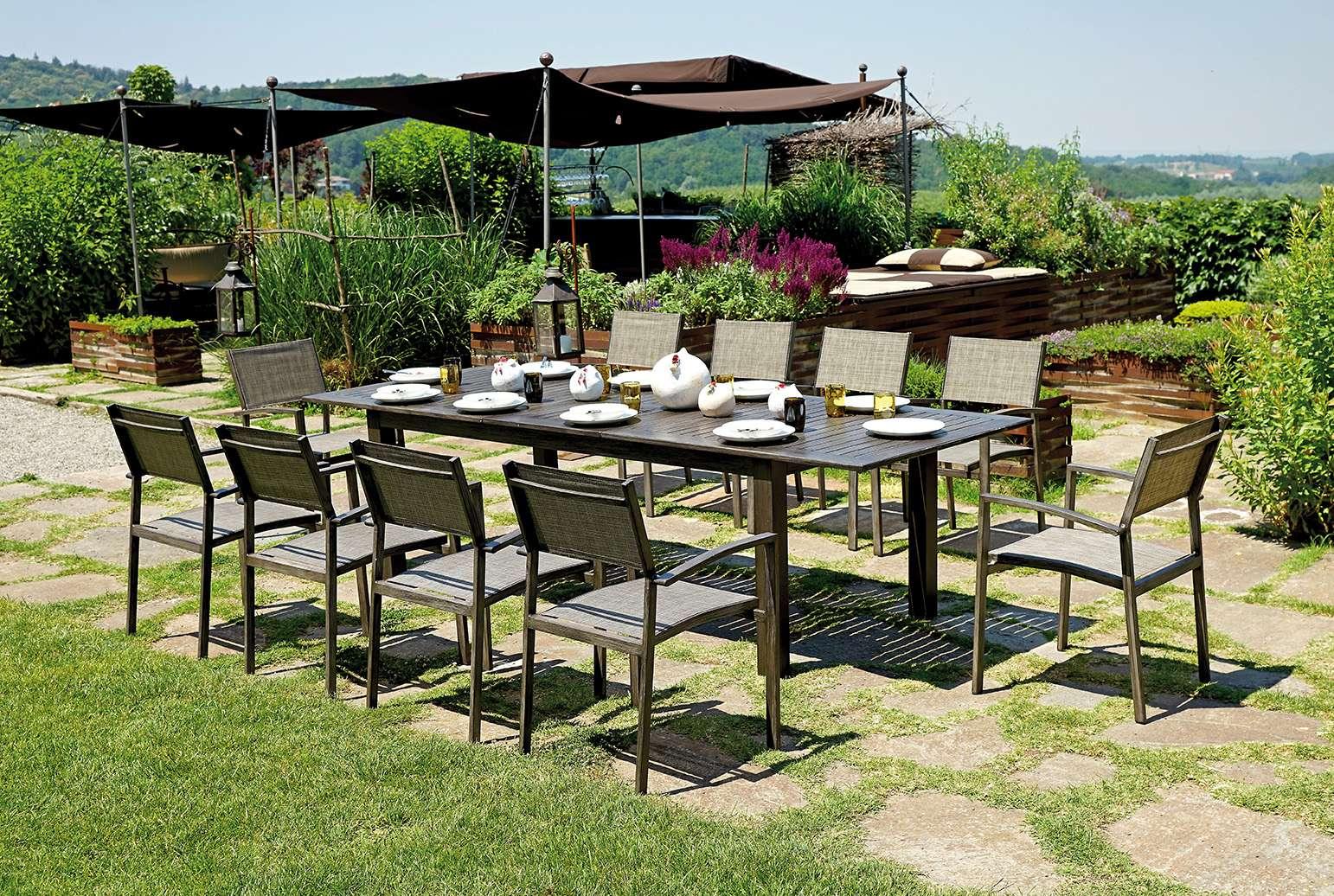 Ambientazione cwl01 twl03 greenwood mobili da giardino for Ambientazioni salotti
