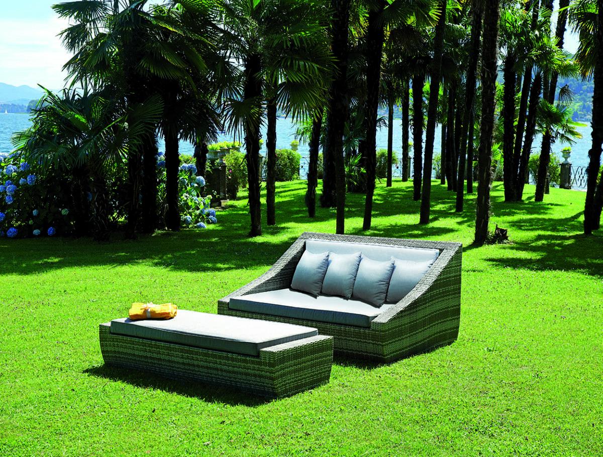 Ambientazione oasi4 greenwood mobili da giardino for Salotti esterni