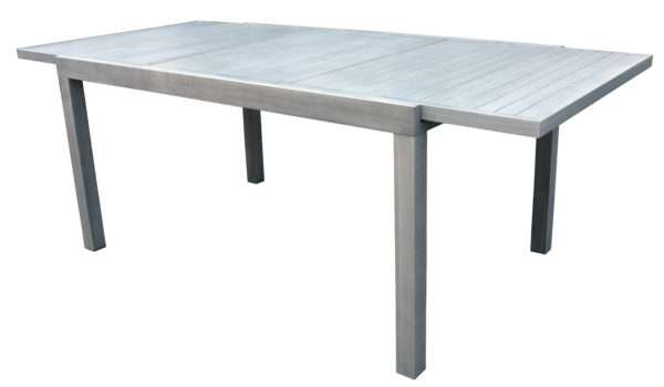 Tavolo Da Giardino In Ferro Allungabile.Tavolo Verbier Allungabile 150 210 X 90 Cm Greenwood Mobili Da