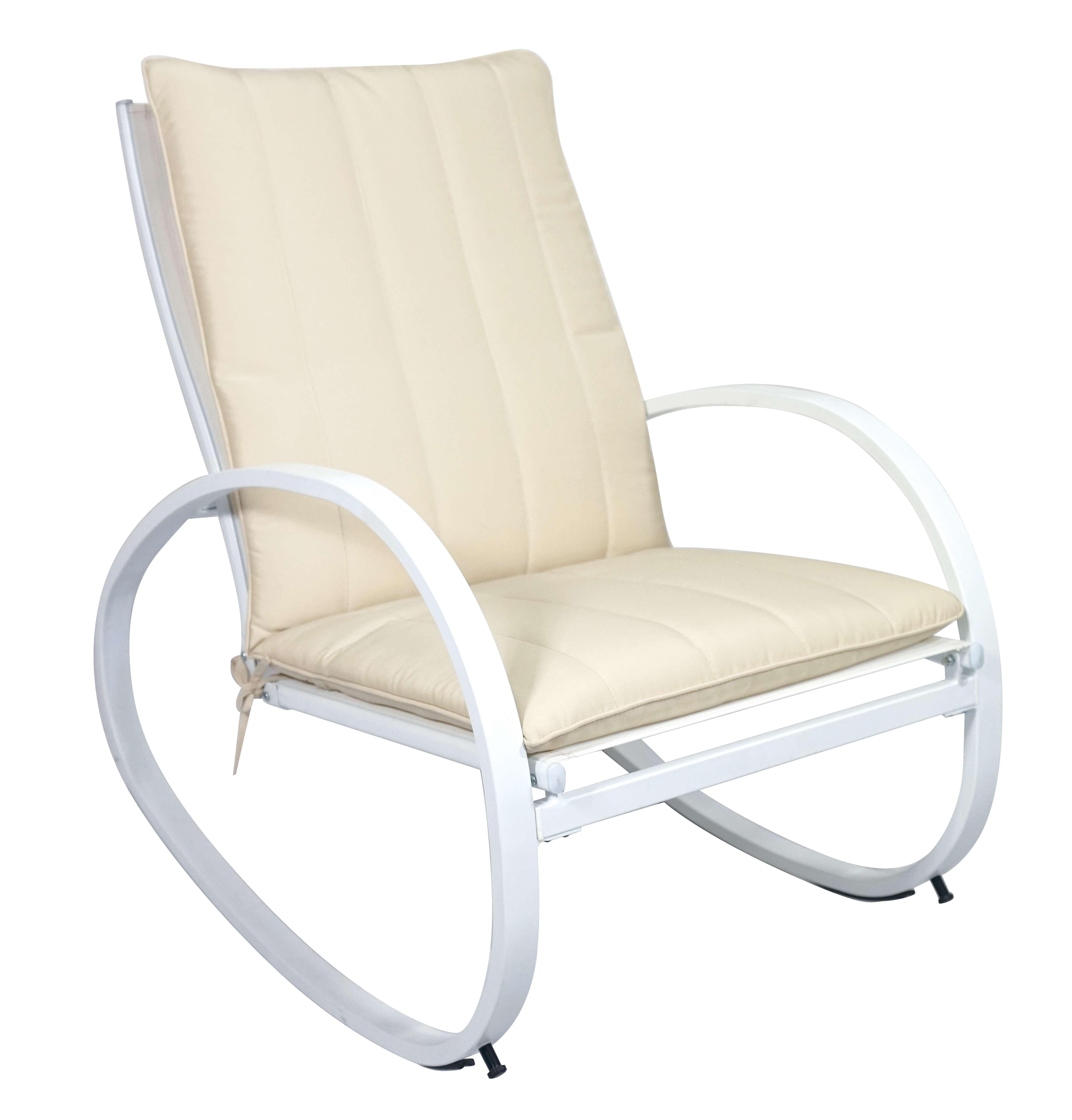 Sedia a dondolo greenwood mobili da giardino - Sedia a dondolo da giardino ...
