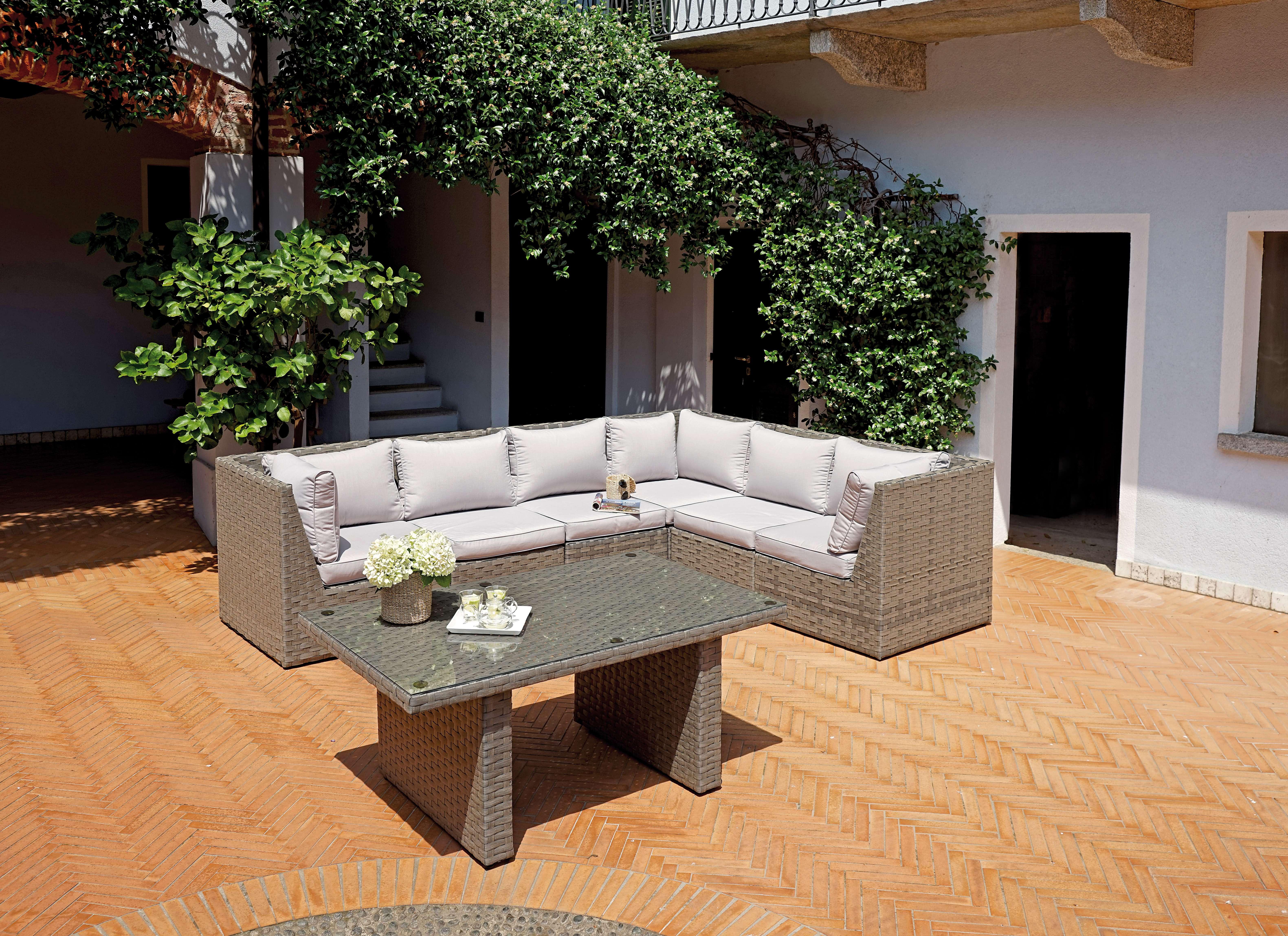 Ambientazione set59 greenwood mobili da giardino - Mobili da giardino in teak ...