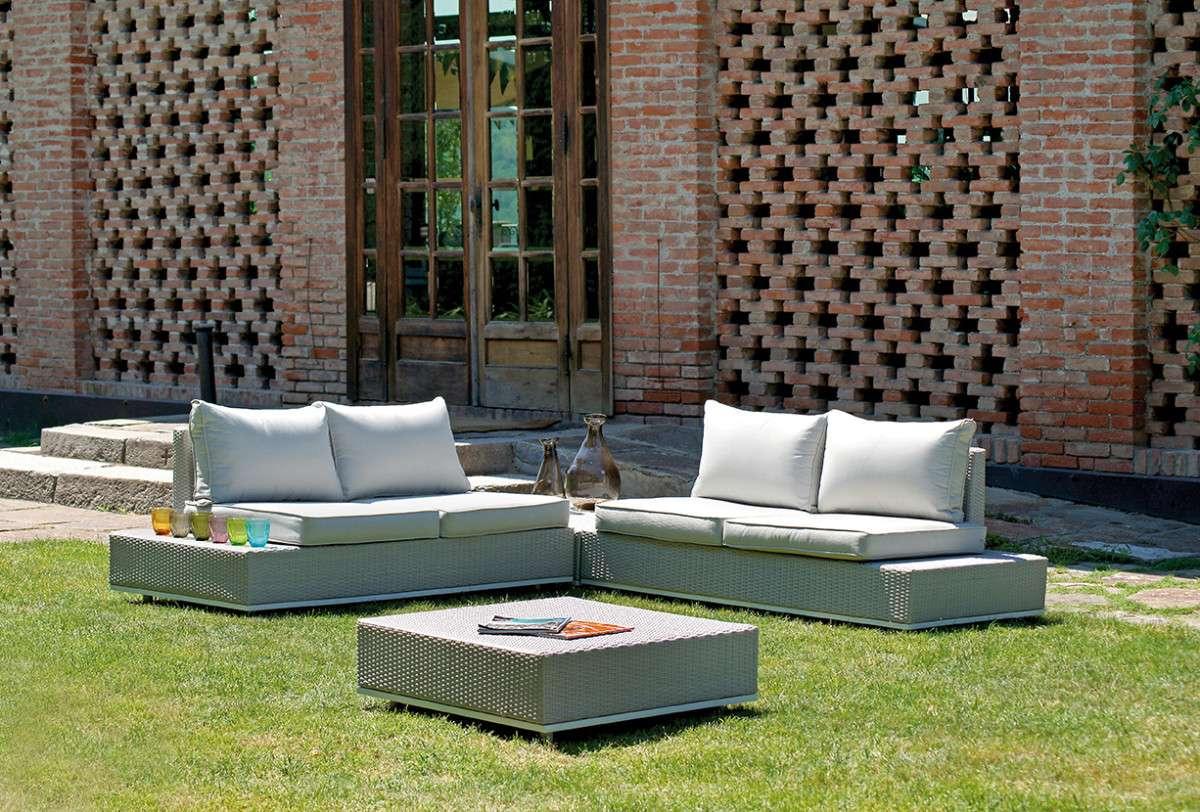 Ambientazione set70 greenwood mobili da giardino for Ambientazioni salotti